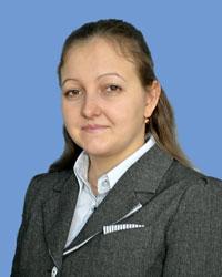 Рябцева Анна Сергеевна - учитель логопед